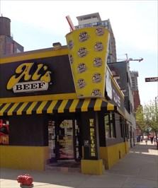 Giant Soda Cup - Al's Beef
