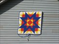 Image for Hausers' Apple Orchard Barn Quilt - Bayfield, WI