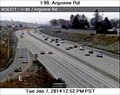 Image for I-90 at Argonne Road - Spokane Valley, WA