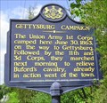 Image for Gettysburg Campaign