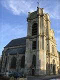 Image for L'église du Mesnil-Aubry, France