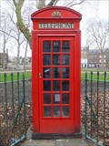 Image for Red Telephone Box - Charterhouse Square, London, UK