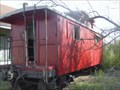Image for Wooden Caboose-Cave Spring, Ga
