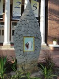 Image for Boone Trail Marker #136 - Pembroke, NC
