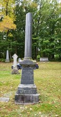 Image for Sanborn - Elmwood Cemetery -Sherbrooke, Qc, Canada