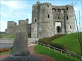 Image for Kidwelly Castle - Historic Fort - Castell Cydweli, Wales.