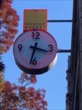 Image for Broadway Market Clock - Seattle, Washington