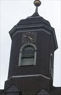 Image for Turmuhr an der Herrenhuter Gemeine Kirche - Neuwied - RLP - Germany