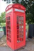 Image for Red Telephone Box - Albert Terrace, London, UK
