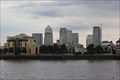 Image for Canary Wharf from Deptford -- Greenwich, London, UK