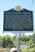 Image for The Floating Bridge - Brookfield, VT
