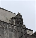 Image for Sphinxes -- Hinds Co. Courthouse, Jackson MS