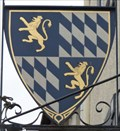 Image for Prince Rupert - Coat of Arms  - Shrewsbury, Shropshire, UK.