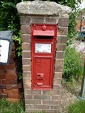 Image for Victorian Post Box - Waltham Lane - Long Clawson, Leicestershire