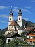 Image for Katholische Pfarrkirche Mariä Lichtmeß - Aschau i.Ch., Bavaria, Germany