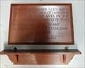 Image for Memorial Plaque - St Mary - Langham, Essex