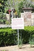 Image for Open Fireplaces -- Mission San Gabriel Archangel, San Gabriel CA