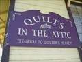 Image for Quilts in the Attic - Cottonwood, CA