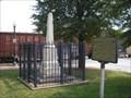 Image for Friendship Monument SHM - Bartow County , Cartersville, GA