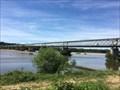Image for Le pont métallique de Montsoreau - France