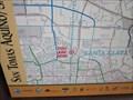 "Image for San Tomas Aquino Creek ""You are here"" (Monroe St) - Santa Clara, CA"