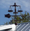 Image for Scales of Justice Weathervane - Palm Harbor, Florida