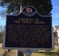 Image for Church of the Holy Cross - Uniontown, AL