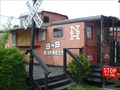 Image for Ice Cream Stand Caboose - Lake City, PA