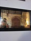 Image for Colonel G.A. Lewes - First Trinity Church, Heol Y Bont, Aberaeron, Ceredigion, Wales, UK