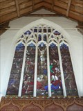 Image for Stained Glass Window - St Bartholomew - Brisley, Norfolk