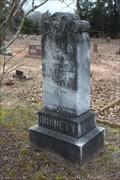 Image for J.D. Burnett - Tidmore Cemetery - Martin's Mill, TX