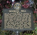 Image for Moore's Mill - GHM 060-64 – Fulton Co., GA.