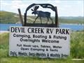 Image for Devil Creek RV Park - Oneida County, ID