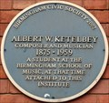 Image for Albert Ketelbey - Cornwall Street, Birmingham, UK