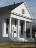 Image for First Presbyterian Church - Calvert Historic District - Calvert, TX