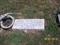 Image for Jack Daniels Jenkins, Cox Cemetery - Monett, MO