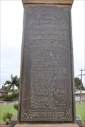 Image for Brookton District War Memorial -  Western Australia