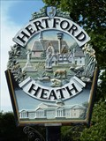 Image for Village Sign – Hertford Heath, Herts, UK