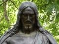 Image for Black Jesus - (The Cristus) Oakwood Cemetery, Huntsville, TX