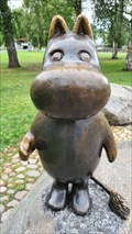 Image for Moomin statue - Tampere, Finland