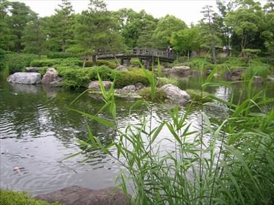 Shiratori-Teien - Nagoya, Japan