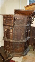 Image for Pulpit - St Michael - Occold, Suffolk