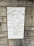 Image for 1948 - Toliver's Chapel Baptist Church - Waco, TX