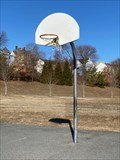 Image for Basketball Court at Hamlet Middle School - Woonsocket, Rhode Island