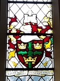 Image for Nottingham Coat of Arms - St Peter - Nottingham, Nottinghamshire