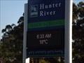 Image for Hunter River High School - 18°C - Heatherbrae, NSW, Australia