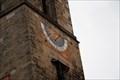 Image for Sonnenuhr/Sundial St.-Georgs-Kirche - Dinkelsbühl, Bavaria, Germany