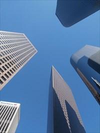 Wells Fargo Tower - Los Angeles