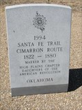 Image for Santa Fe Trail - Cimarron Route