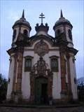 Image for Igreja São Francisco de Assis - Ouro Preto, Brazil